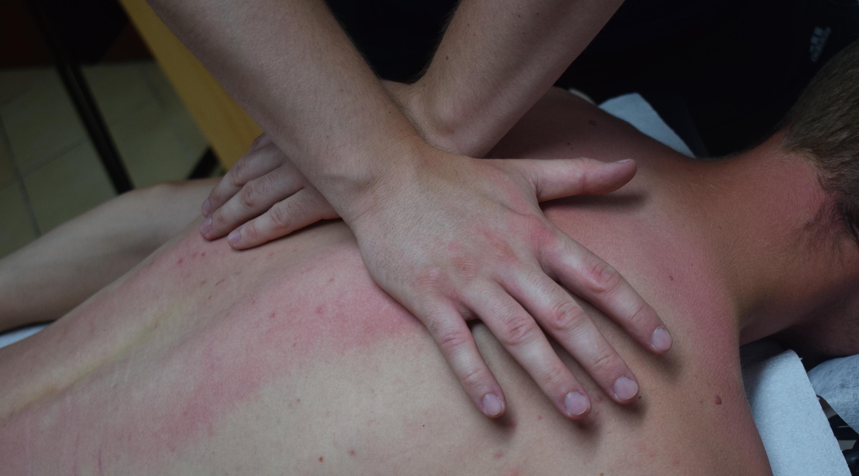 Manipulacja odcinka piersiowego